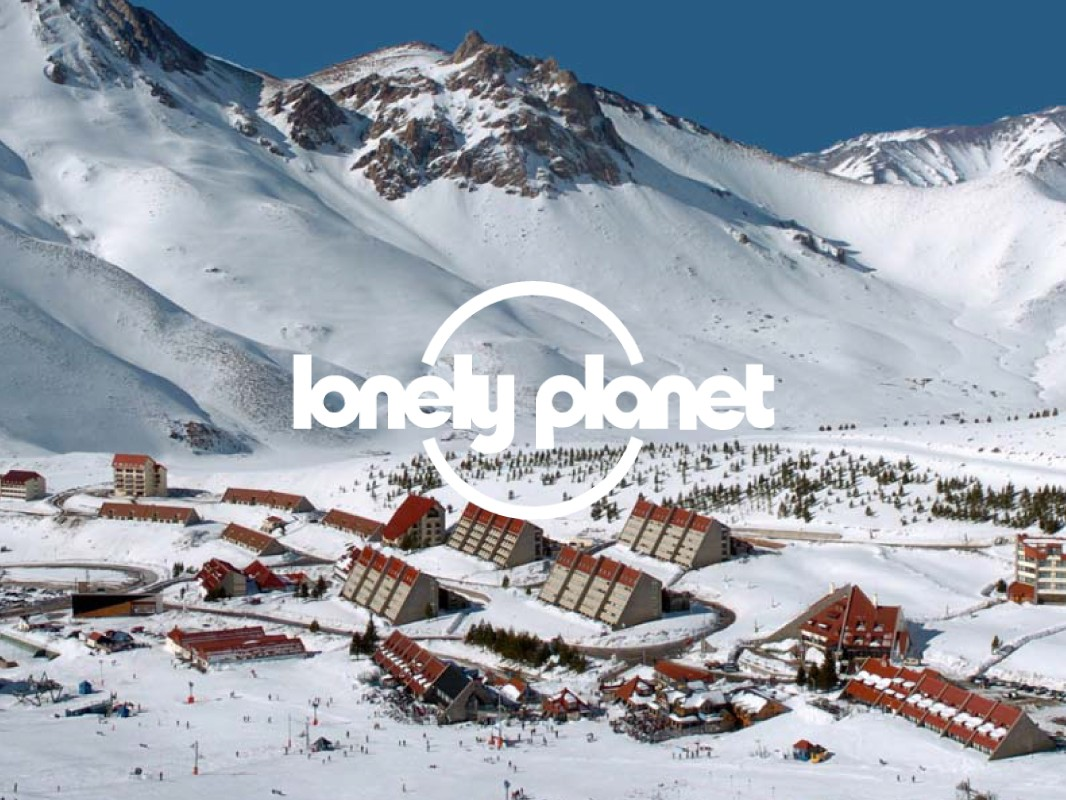 lonely planet realidad aumentada augmented reality snow