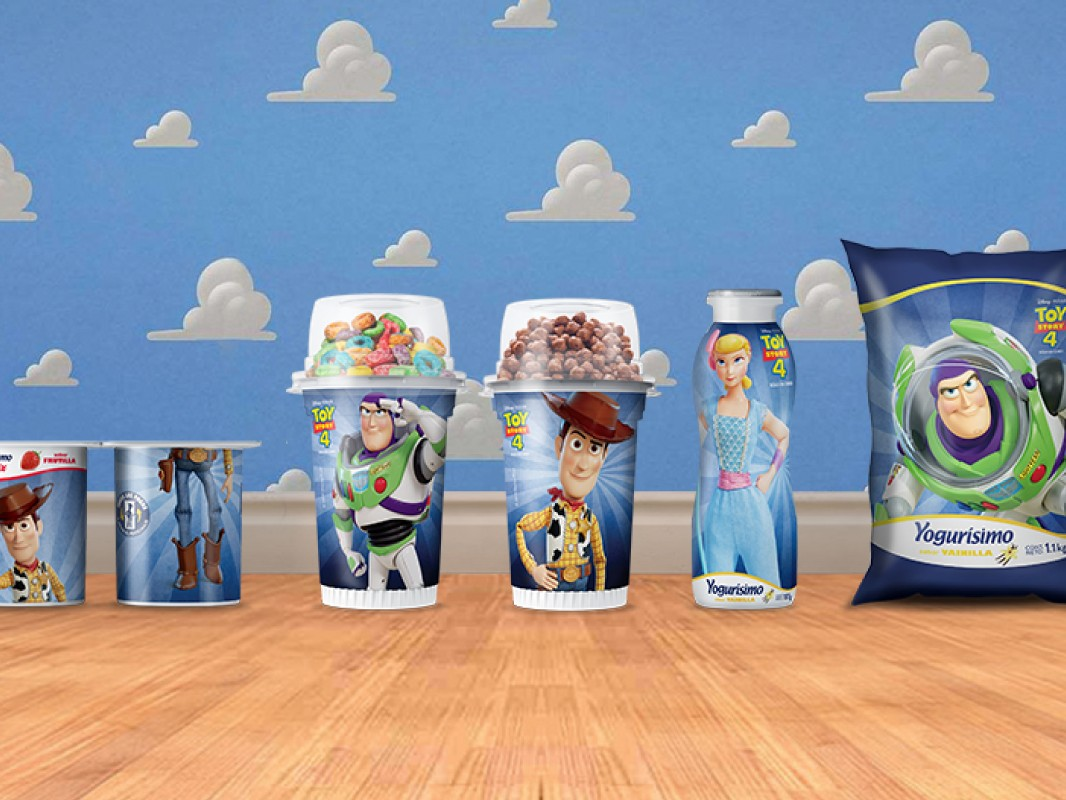Toy Story Disney Yogurisimo